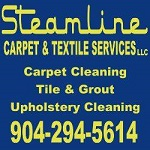 Steamline Carpet Cleaning St. Augustine 150×150